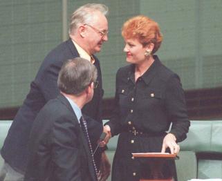 Pauline Hanson 1996