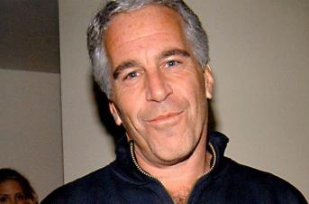 Jeffrey Epstein - financier and registered sex offender